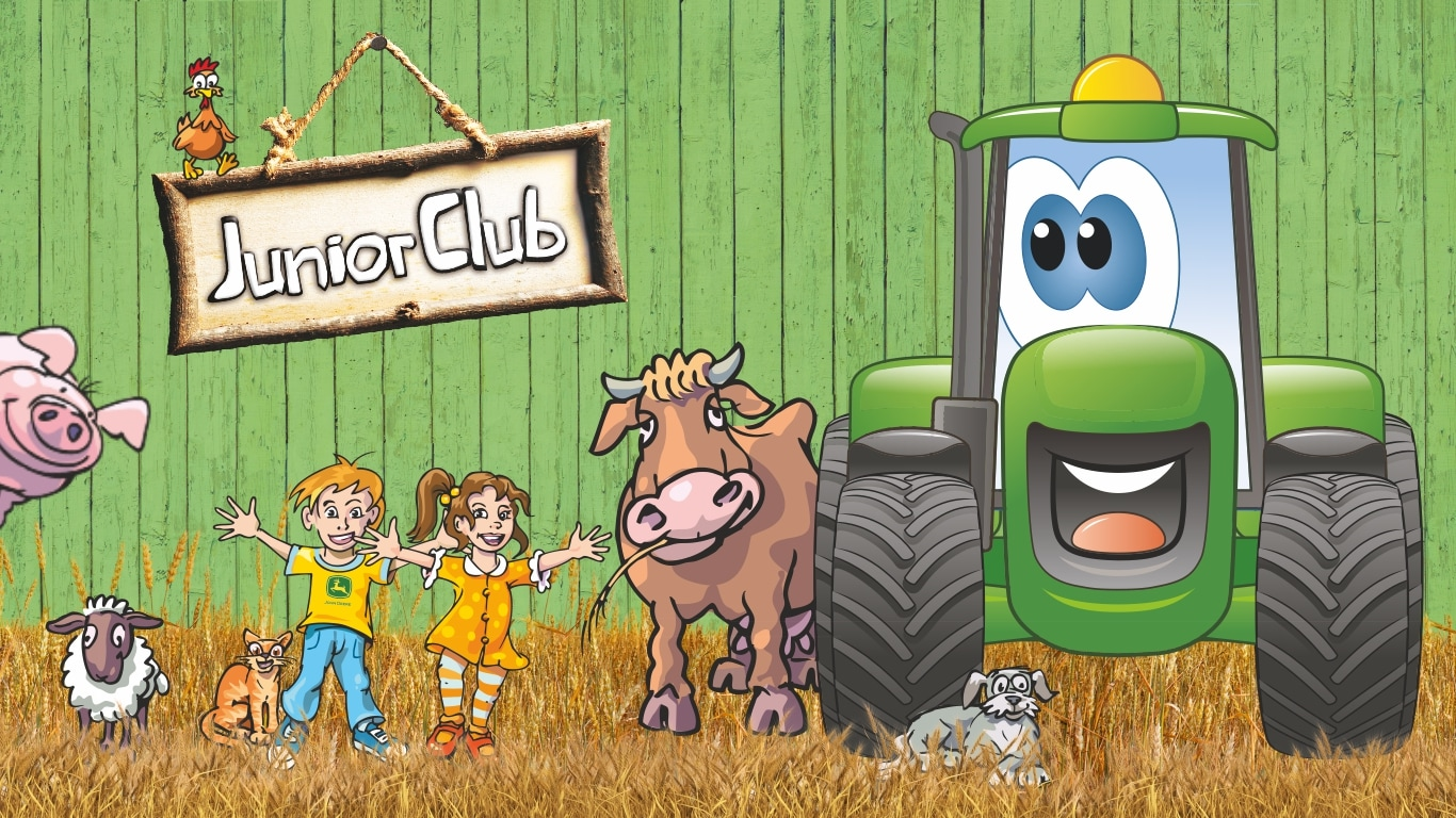 John Deere Junior Club
