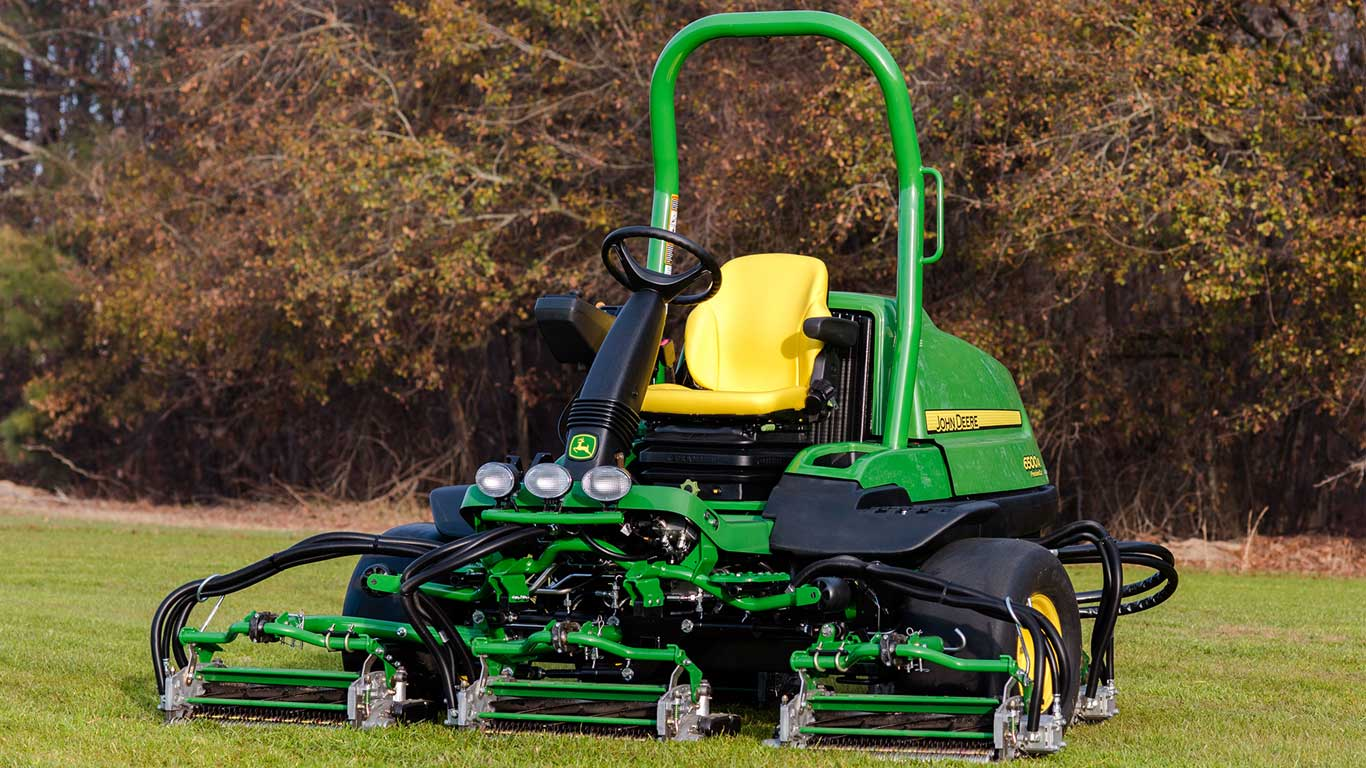6000A PrecisionCut Tondeuses de fairways